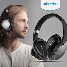 Mixcder ShareMe 5 wireless headphone stereo headset bluetooth headphones over the ear fone de ouvido for mobile Iphone Samsung