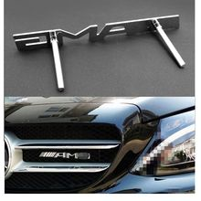 Car Sticker Rear Trunk Emblem Grill Badge for Mercedes Benz AMG W211 W221 W220 W163 W164 W203 W204 C E SLK GLK CLS GL Logo
