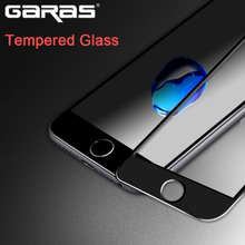 Buy Iphone 6 S Tempered Glass Screen Protector,GARAS Protective Glass Iphone 7 6s 7 Plus 4D Stickers Flim Screen Protector for $3.91 in AliExpress store