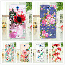 COOL Cartoons Case For HTC Desire 620 620G 820 MIni Protector Cover Special Pink Tree Design Stand For HTC 820 mini case cover