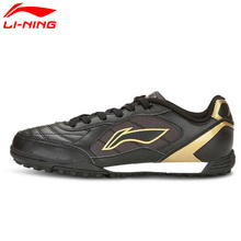 Li-Ning Men's Soccer Shoes Training LiNing Sports Shoes TF Support Sneakers ASTG005 YXZ049
