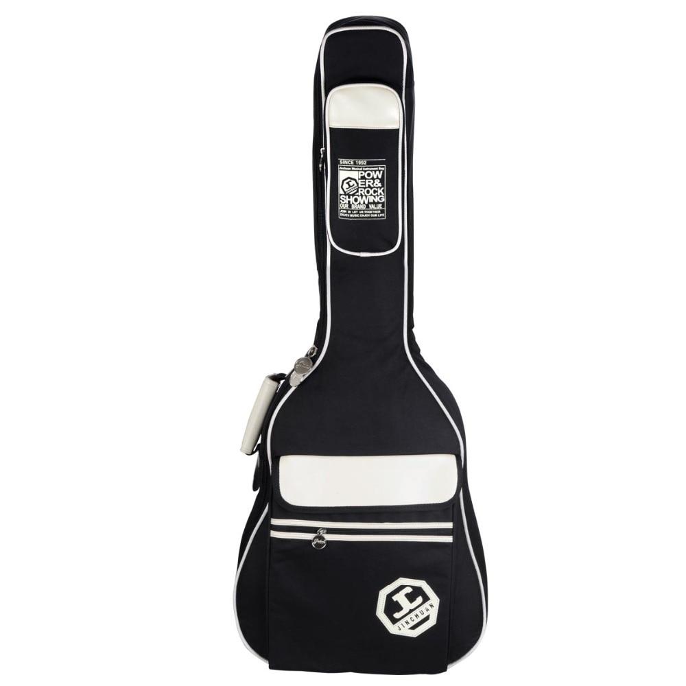 36 39 41 inch Folk guitar package violin guitar bag case 600 d fabric waterproof guitar bag Guitar shoulder bags <br><br>Aliexpress