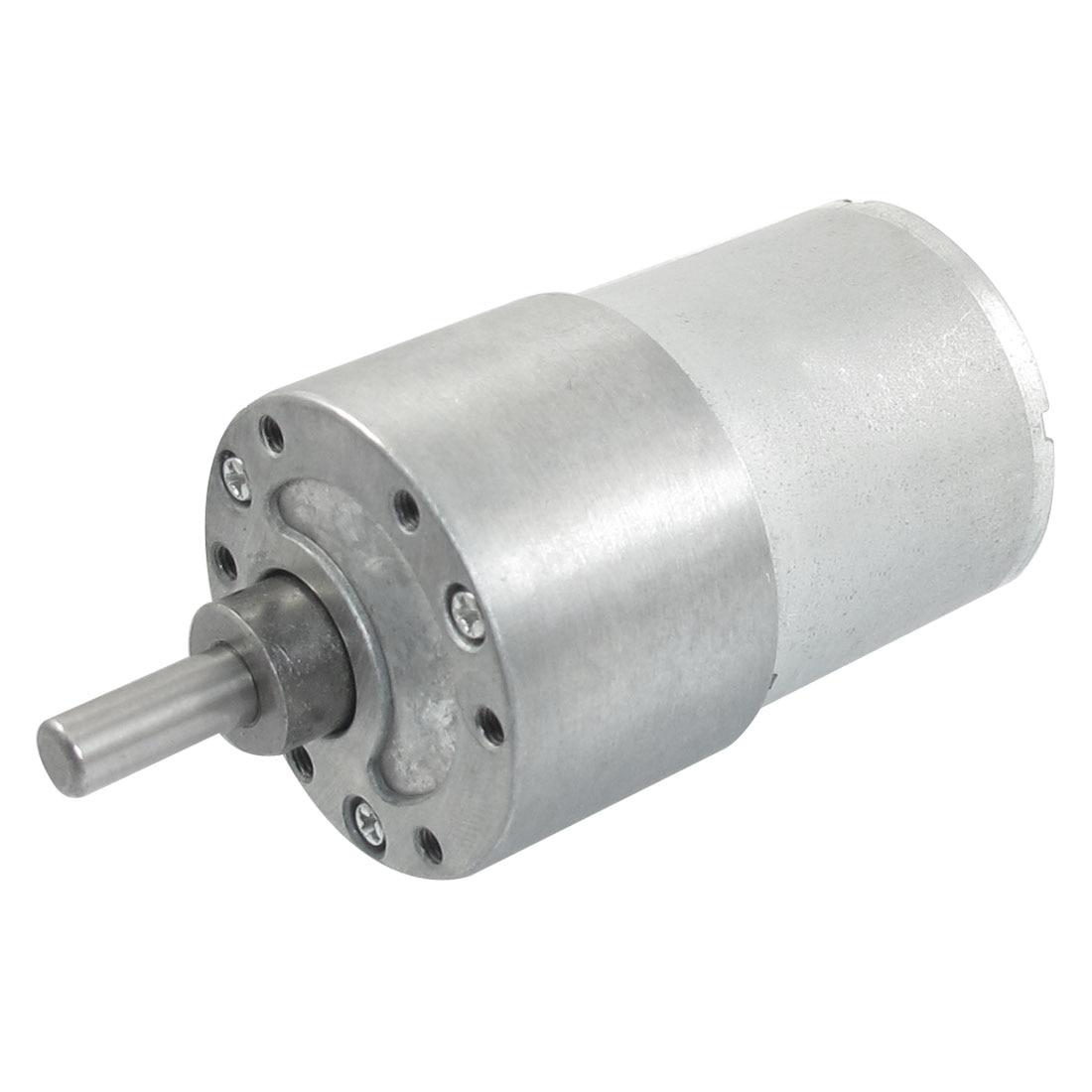 UXCELL 80 Rpm  12V High Torque Gear Box Electric Speed Reduce Motor<br><br>Aliexpress