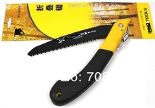 "New 1pc 7""/175mm Folding Pruning Saw Manganese steel folding saw Tree trimmers Garden tool"