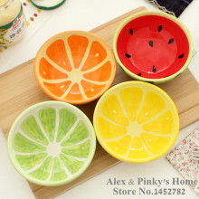 Creative Home Lovely Fruit  Bowl Soup Bowls Ceramic  Bowl  Rice Bowl