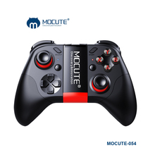 2017 New Mocute 050 Update 054 Bluetooth Gamepad Android Joystick PC Wireless Controller VR Game Pad for PC Smart Phone for VR