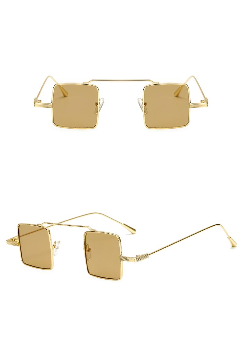 european small square sunglasses women retro 0319 details (5)