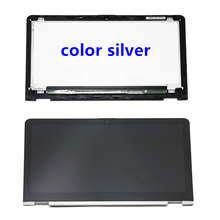 "LCDOLED 15.6"" UHD 4K IPS LCD Touch Screen Digitizer+Frame For HP ENVY X360 15-AQ Series 15-aq001nx 15-aq002ng aq110nd aq055na(China)"