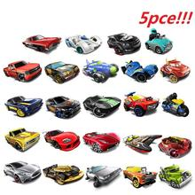 5 pcs metal car mode antique collectible toy cars for sale collection miniatures scale cars models 1:64