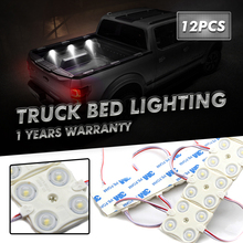 SMD2835 Rear 12V 24V New DRL Lamp Bed Lights LED Truck Bed White Led Lighting Light Kit For ALL Trucks Chevy Dodge GMC Pick-up