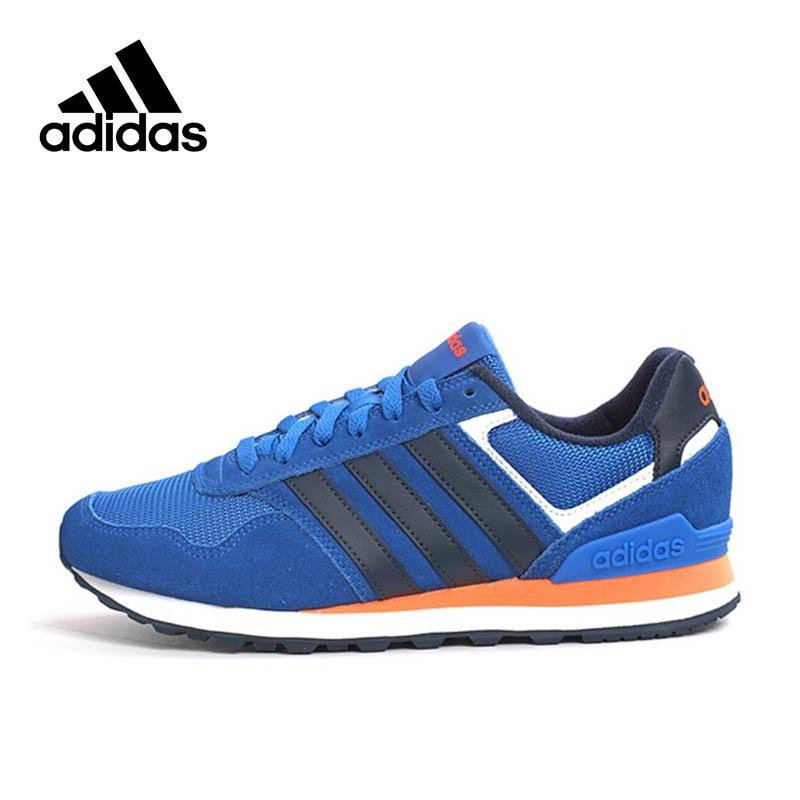 267f09e49 Adidas Original Official NEO Label Men s Skateboarding Shoes Comfortable  Breathable ...