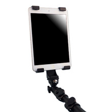 Universal Retractable Clip Holder For ipad 2 3 4 Air 2 Mini Tablet Brand New High Quality Wholesale Phone Accessory