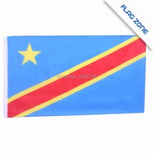 2017 The Congo Flag 3ft x 5ft  150x90CM High Quality hanging flag