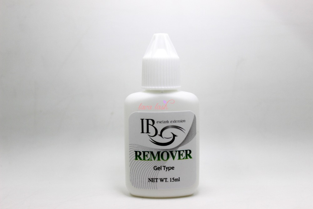 Korea IB ibeauty  clear gel remover for eyelash extensions (4)