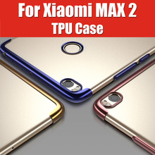 "Buy Max2 Case 6.44"" Nature Transparent Clear Soft Silicon TPU Protector xiaomi max 2 Case 3D Plating Snapdragon 625 for $7.39 in AliExpress store"