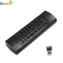Adroit 2.4G Wireless Remote Control Keyboard Air Mouse For XBMC Android TV Box MAR11 drop shipping
