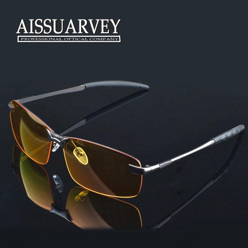 Polarized sunglasses night vision designer filtro dos sonhos masculino driving frame men  lunette de vue on sale free shipping<br><br>Aliexpress