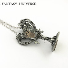 FANTASY UNIVERSE Freeshipping 1pc Triwizard Cup Necklace VSS01