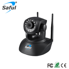 Buy Saful 1080P Wireless Home Security Surveillance Camera System WiFi IP Camera Android&IOS for $50.03 in AliExpress store