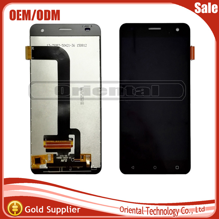 High Quality For Fly FS504 Cirrus 2 LCD Display+Touch Screen Digitizer Replacement For Fly FS 504 5.0inch Smartphone<br><br>Aliexpress