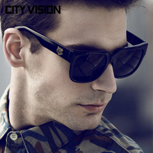 DOLCE VISION 2017 New Original Brand Sunglasses Men Glasses Fashion Shades Male Black Eyewear Women Sunglass Oculos de sol