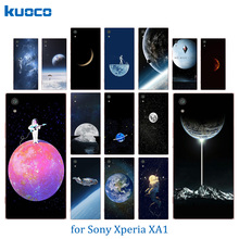 Buy Pattern Couple Phone Case Sony XA1 5.0 inch Coque Sony Xperia XA1 Dual G3112 G3116 G3121 G3123 Case Space World Cover for $1.21 in AliExpress store