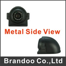 Left/right side view bus camera, truck camera