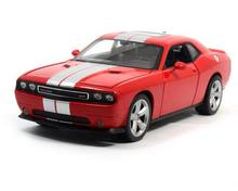 Hot sale Welly 1:24 original car models luxuriously dodge challenger muscle car alloy car model for collection high quality