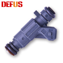 4x Fuel Injector 0280155207 For Mercedes Benz E/S/SL/SEL 4.2L V8 5.0L 1992-1997 V8 Car Engine Injection Nozzle Injector Valve(China)