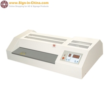 "18"" Professional Interior-Heat Pouch Laminator with 6 Roller(China)"