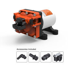 SEAFLO 12V 3.0GPM 55PSI Auto Diaphragm Pump Electric Water Hydraulic Transfer Pumps Jet pump