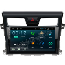 NaviTopia 2017 Top Car-styling Android 6.0 Car DVD Player for Nissan Teana Car GPS Navigation Radio Stereo Player,Quad Core HD(China)