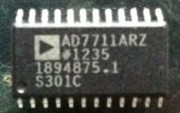 Free Shipping AD7711ARZ AD7711 10pc/lot MSOP MSSOP SOP IC