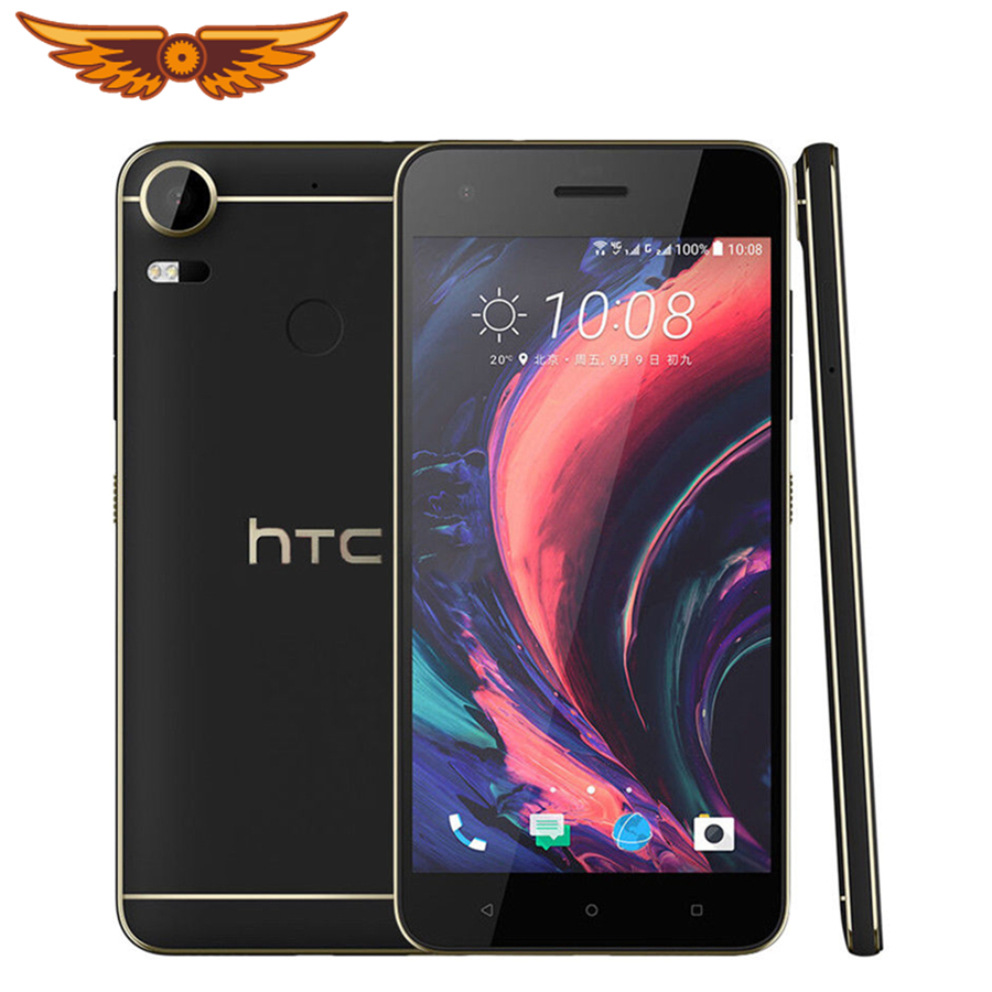 HTC Desire 10-Pro 64GB Fingerprint Recognition 13mp Refurbished Cellphone Rear-Camera title=