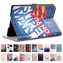"Folio Slim Patterned Leather Case Cover Protective Skin For 6"" amazon Kindle paperwhtie 3rd Gen Dp75sdi paperwhite 2 e-Reader(China)"