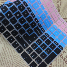 New Ultra Thin Soft Silicone Gel Keyboard Protector Cover Skin for HP NEWEST P15 Pavilion 15 15Q 15G(2015 NEWEST VERSION)