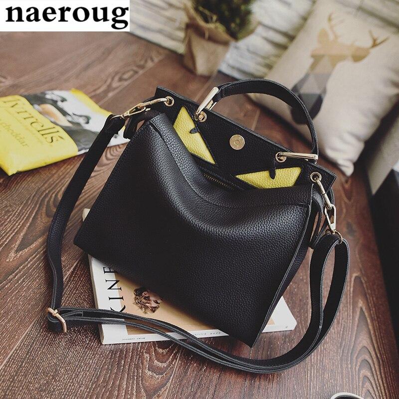 2017 Eye Monster Bags Women Messenger Bags Handbags Women Famous Brand Designer Black Women Bags Shoulder Crossbody Bags Bolsos<br><br>Aliexpress
