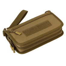 Outdoor Tactical Bag Military Molle Accessory Waist Belt Bag Money Purse Wallet Pouch Phone Case Climbing Camping Hiking