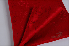 Multi-color 100% Polyester Cloth Napkin Wedding Napkins Christmas Napkin Damask Luxurious Napkin Cloth 48*48cm(China)