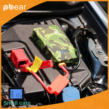 Pbear Car camouflage emergency start power 12800 mA with usb port led lighting support mobile phone computer Gps charge