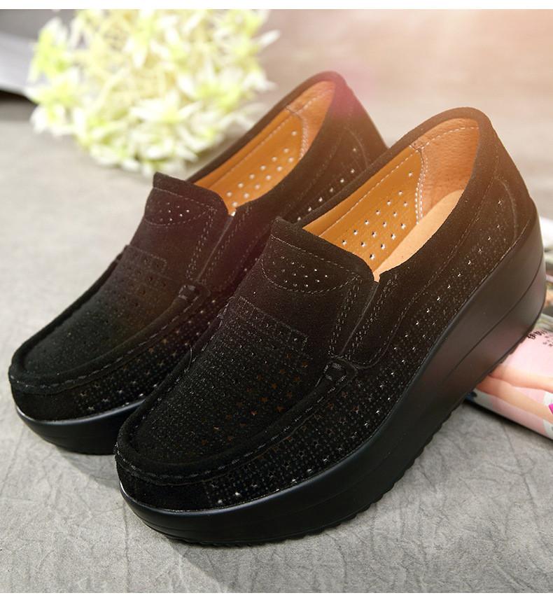 HX 3213-1 (5) 2018 Flatforms Women Shoes Summer