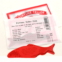 20pcs/lot Fortune Teller Miracle Fish Magic Tricks Christmas Gift for Kids Child(China)