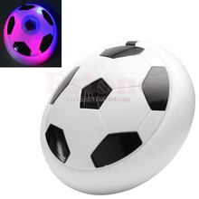 Hover Ball Kids Boys Indoor Safe Fun Soft Gliding Floating Foam Soccer Football #H055#(China)
