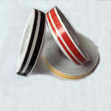 (20PCS/LOT) Wholesale 12*9800mm Pin Stripe & Lines Tape Car Stickers Decals  strip Pinstrip rim tape stickers car styling