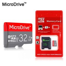 2018 Hot sale Micro sd card 128GB 64GB 32GB cartao de memoria micro sd 16GB 8GB Memory card microsd 4GB Class 6 mini sd card(China)