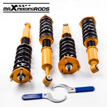 Coilover Suspension Kit for Lexus XE10 IS200 IS300 XE10-GXE10/ JCE 01-05 Height Adjustable Coilovers Coil Struts Shock Absorbers(China)