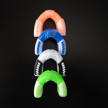 Buy BN New Adult Boxing Mouth Guard Gum Shield Teeth Protector Muay Thai Basketball Rugby Taekwondo Fight Sport Gingiva Teeth Guard for $7.90 in AliExpress store