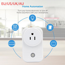 Smart home timer EU US UK AU wifi power socket plug outlet,smart phone Wireless Controls for ios pad Android,domotica