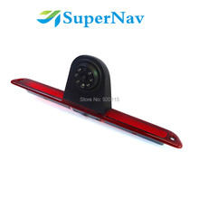 Wide angle 170 Parking camera for VW Crafter Benz Sprinter 2007-2015 with Sharp CCD Night Vision warterproof degree 6 LED