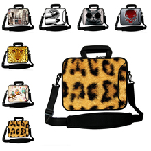 Latest Laptop Bag For HP Macbook Air 13 11 Pro 13 15 12 Laptop Cases 10 12 13 14 17 15 Inch Sleeve Messenger Bags+Shoulder Strap